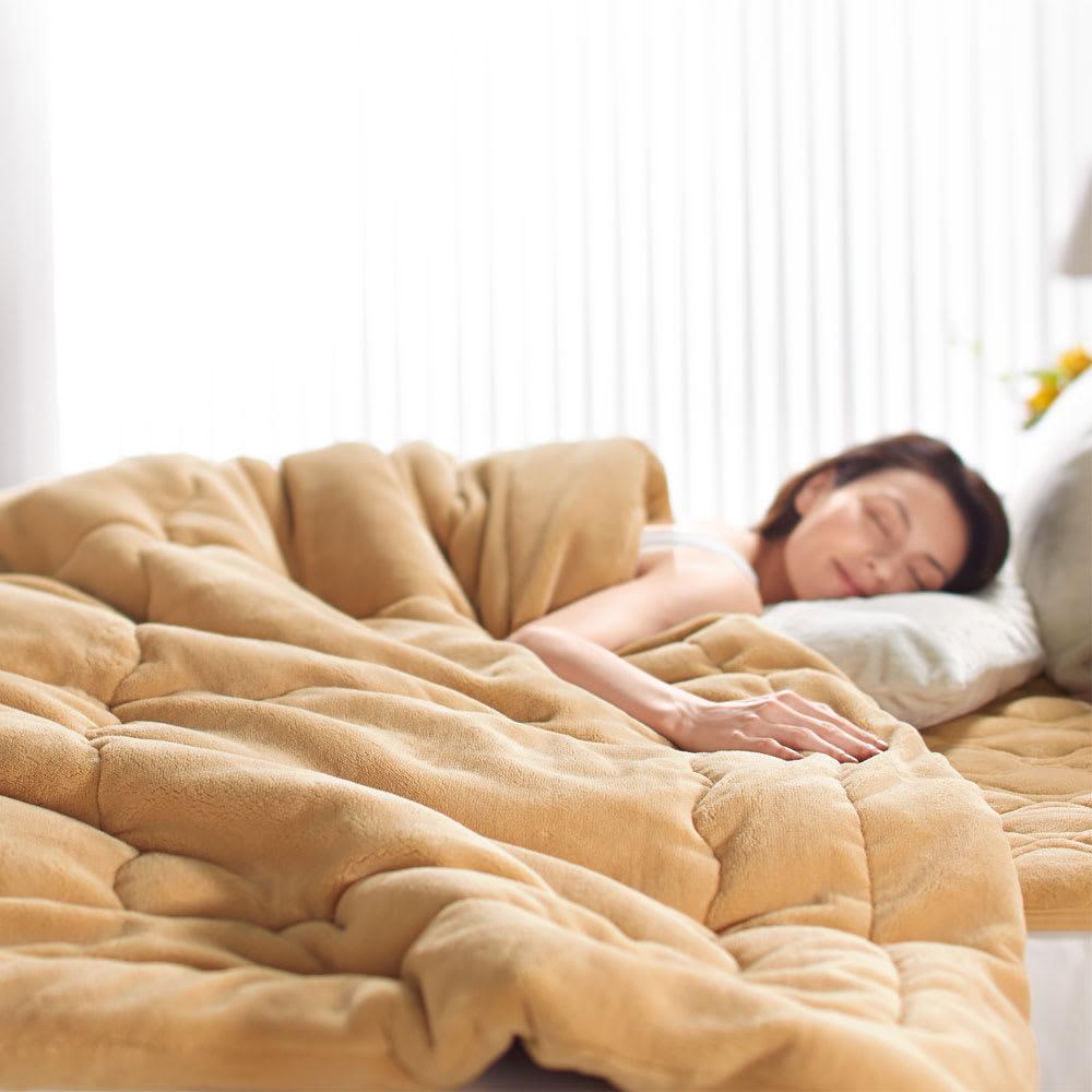 冬のあったか快眠寝具