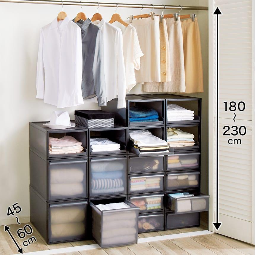 クローゼット・押入れなど、知っておきたい家の中のサイズと収納家具の選び方