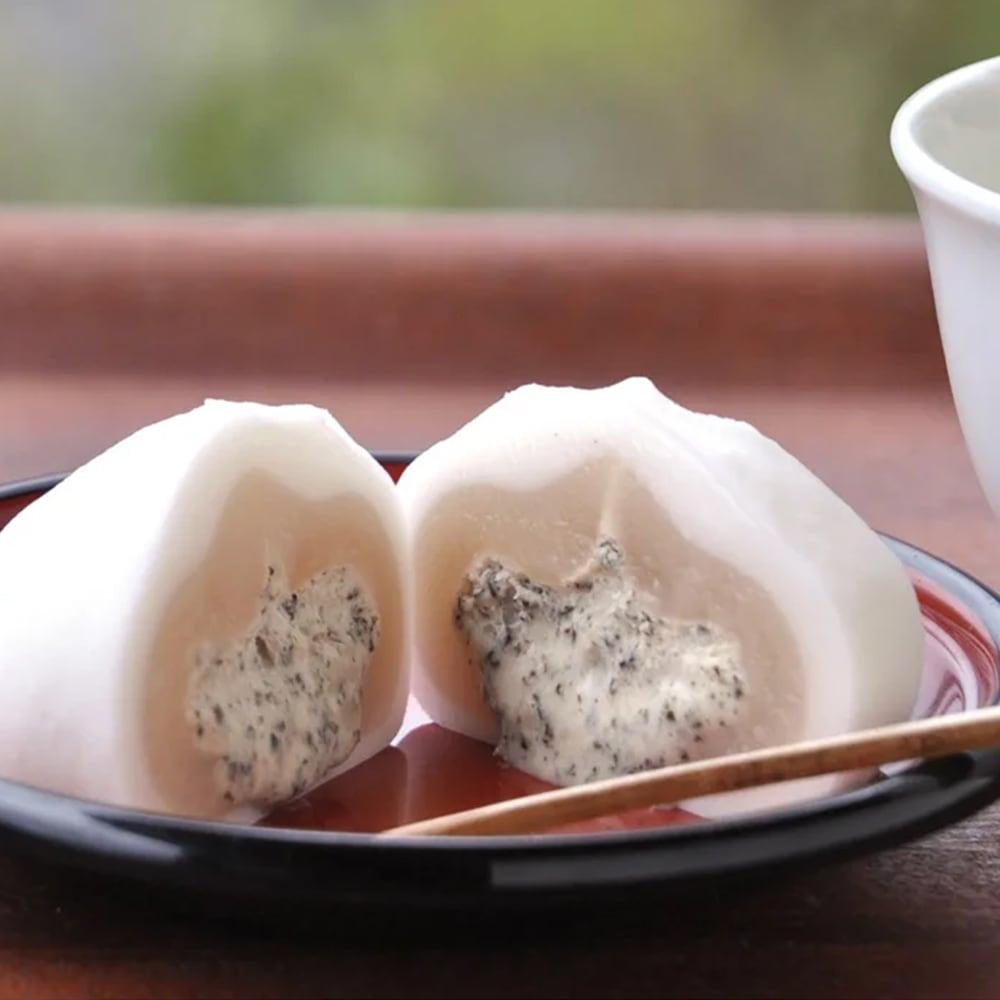 四万十紅茶大福 (6個×4箱)