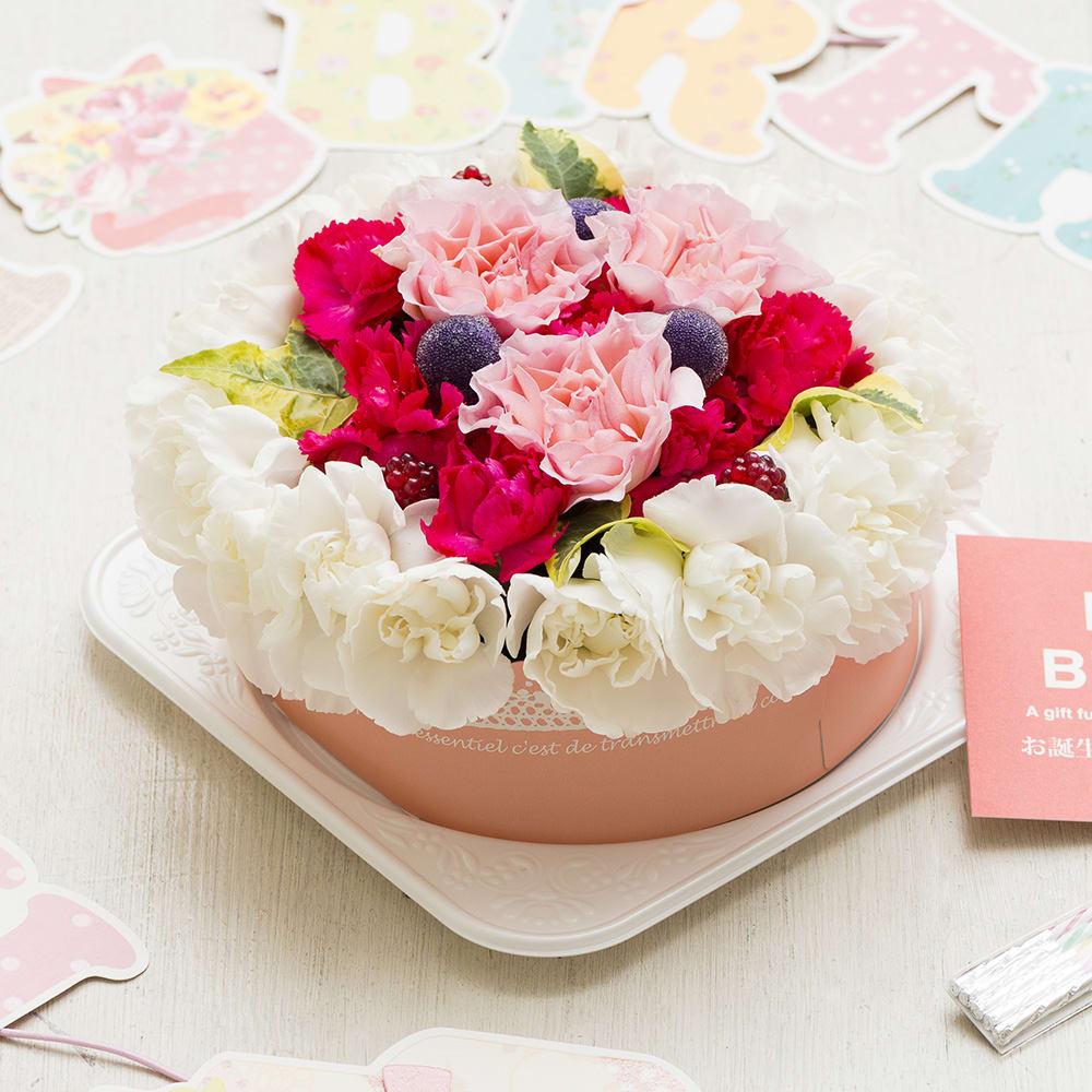 ケーキアレンジメント「スイート」<br>4400円(税込)