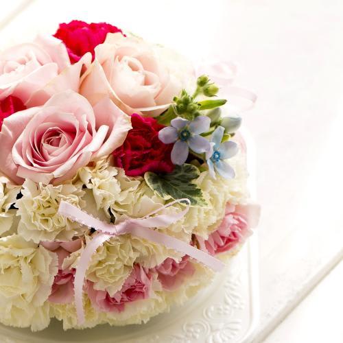 ケーキアレンジメント「ドーム」