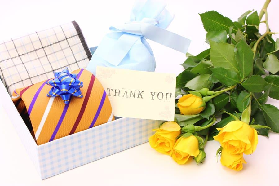 父の日には、幸せを運ぶ黄色いプレゼントがお勧め