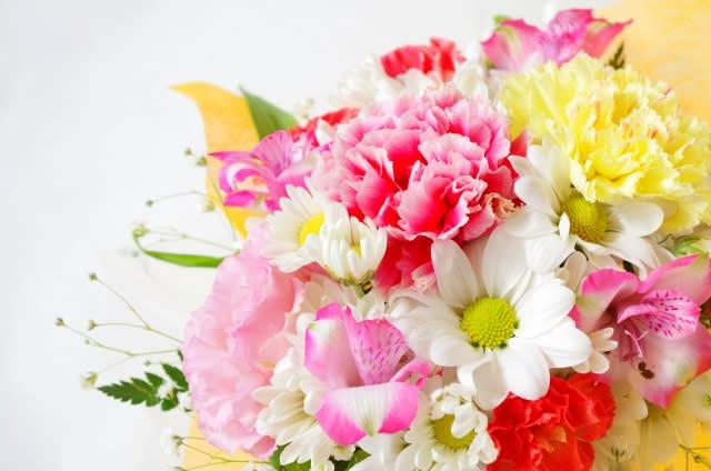 お花の贈り物における大事なマナーとは?