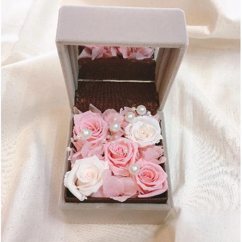 Jewelry Box〜PINK ROSE〜  4,400円(税込)