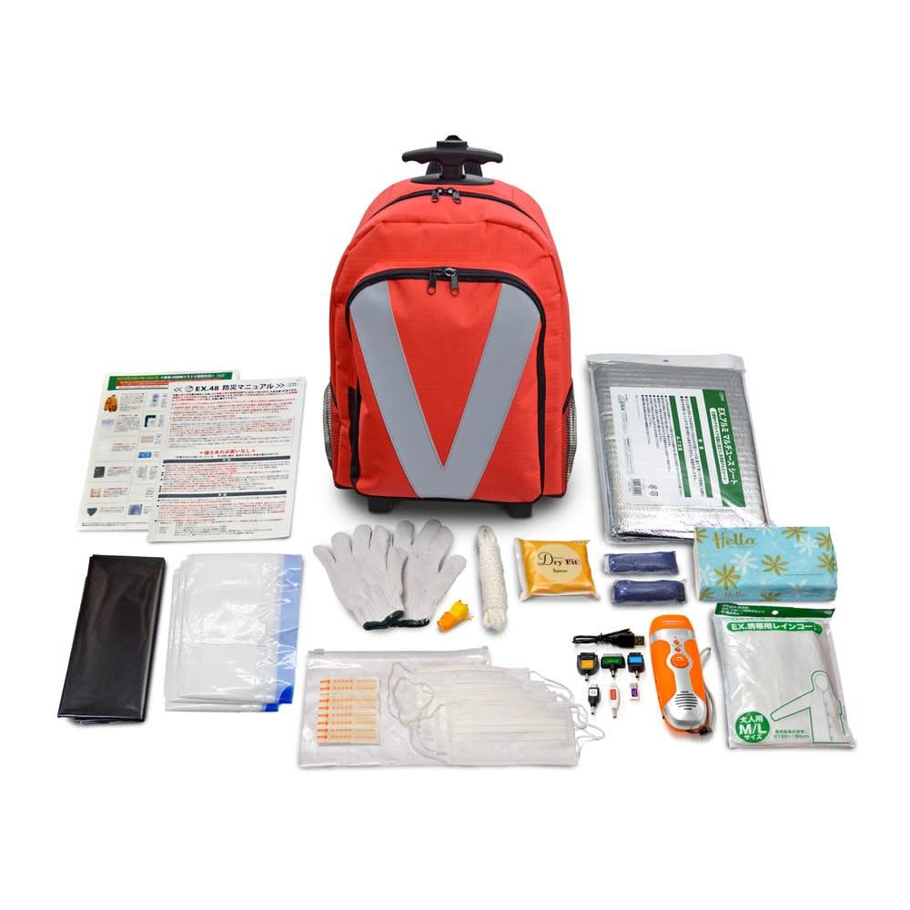 災害時にスムーズに避難するための「非常持出袋」の管理と収納について