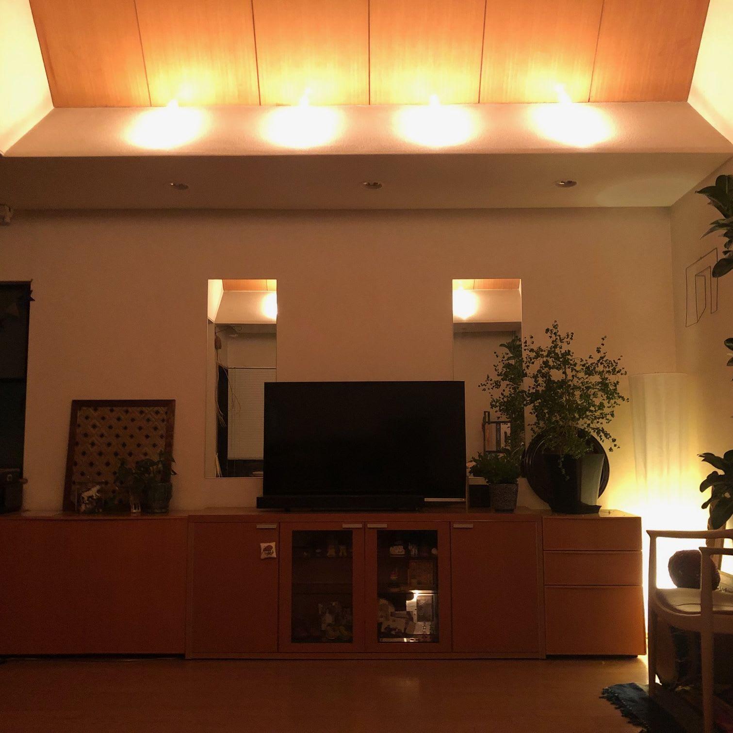 照明でおしゃれに変わる!お部屋に心地よい灯りと美しさを