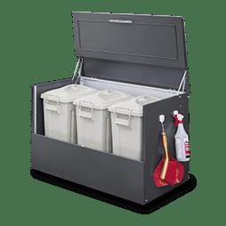 屋外用ゴミ箱