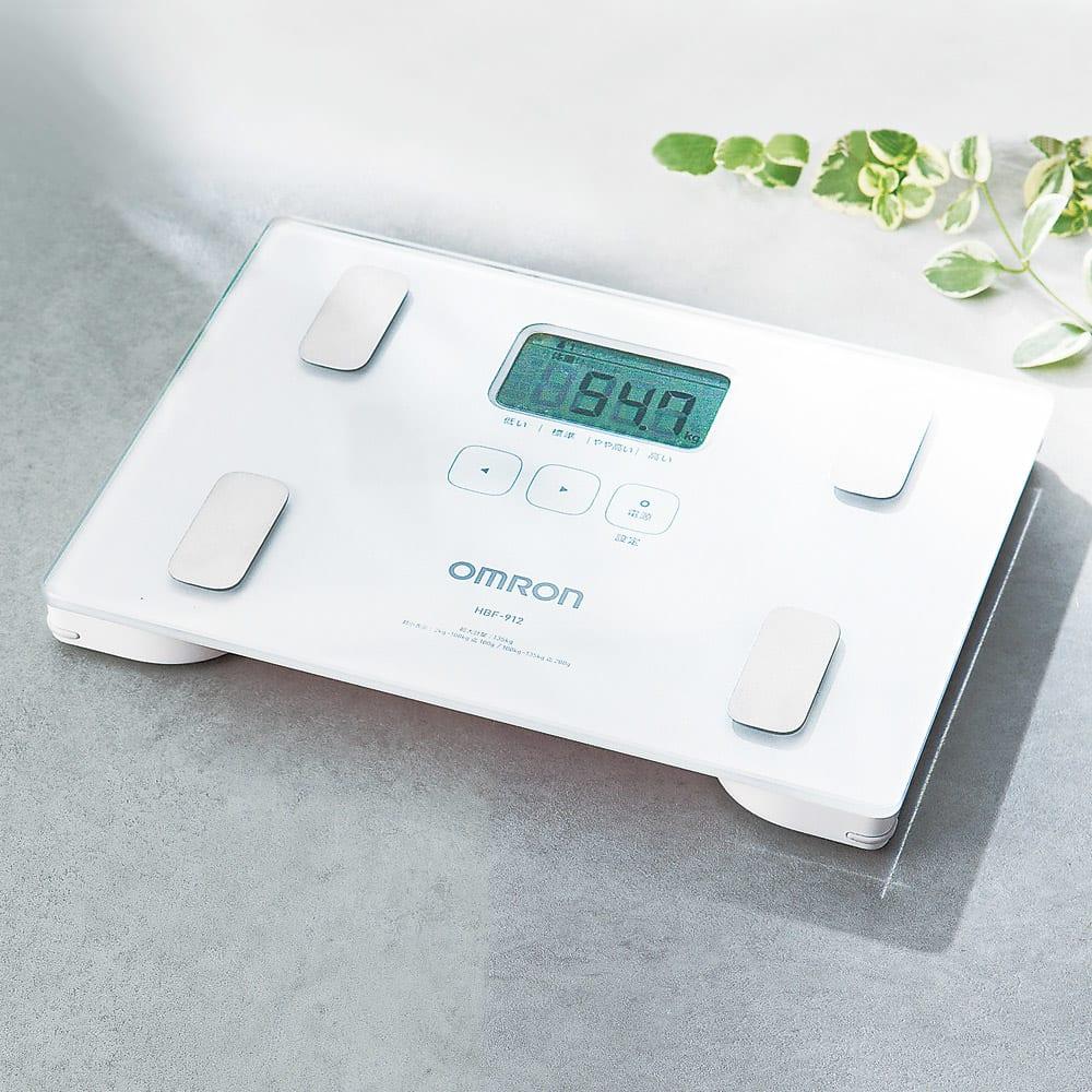 OMRON/オムロン 体重体組成計
