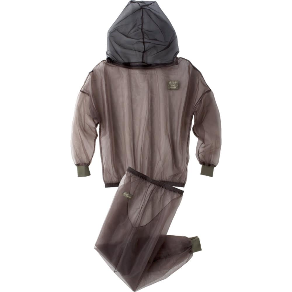 米国バグバフラー社製虫除けスーツ