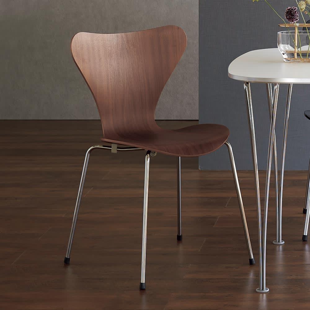Seven Chair/セブンチェア ナチュラルウッド[Fritz Hansen・フリッツ・ハンセン/デザイン:アルネ・ヤコブセン]
