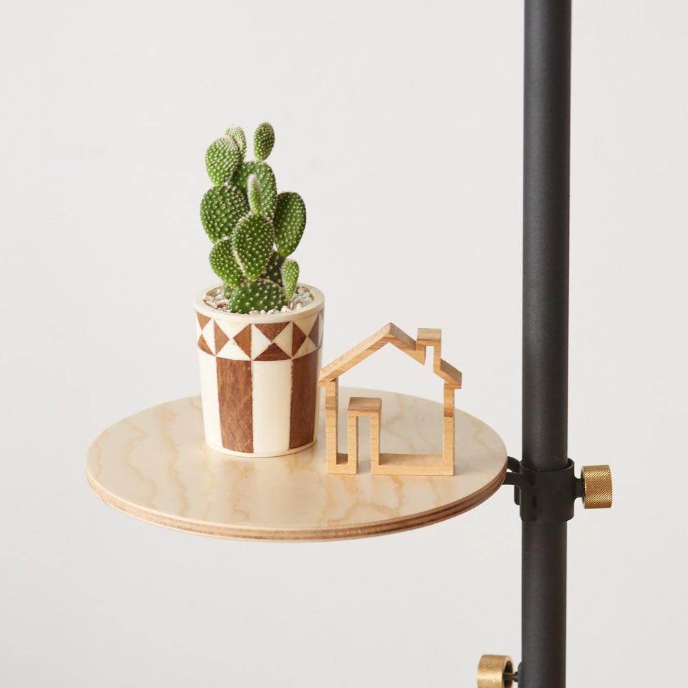 縦専用丸テーブル
