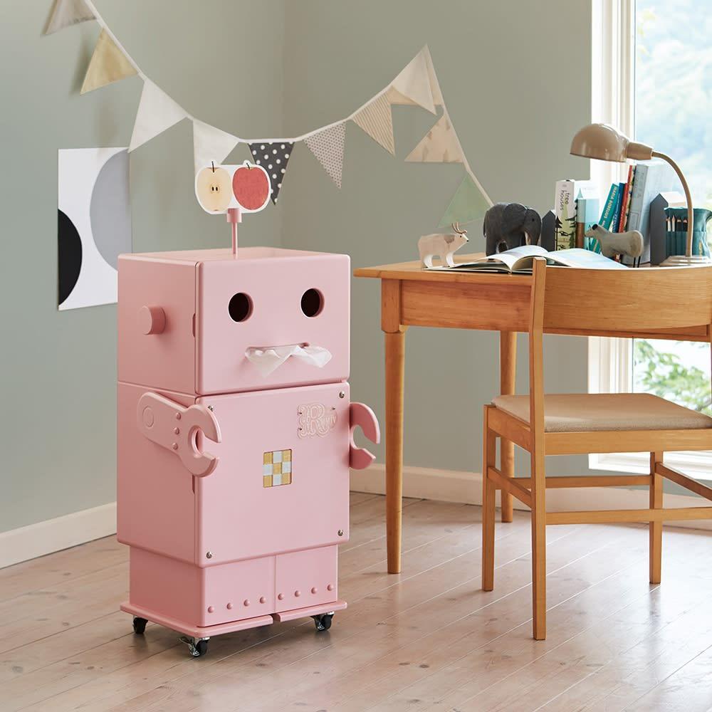 ROBIT/ロビット 収納ロボ 当店限定カラー[ete・えて]
