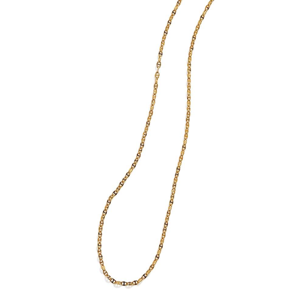 K18 マリンチェーン ネックレス