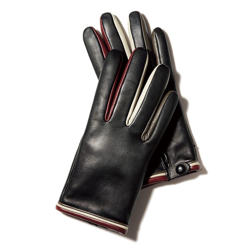 Gloves/グローブス マルチカラー グローブ(イタリア製)
