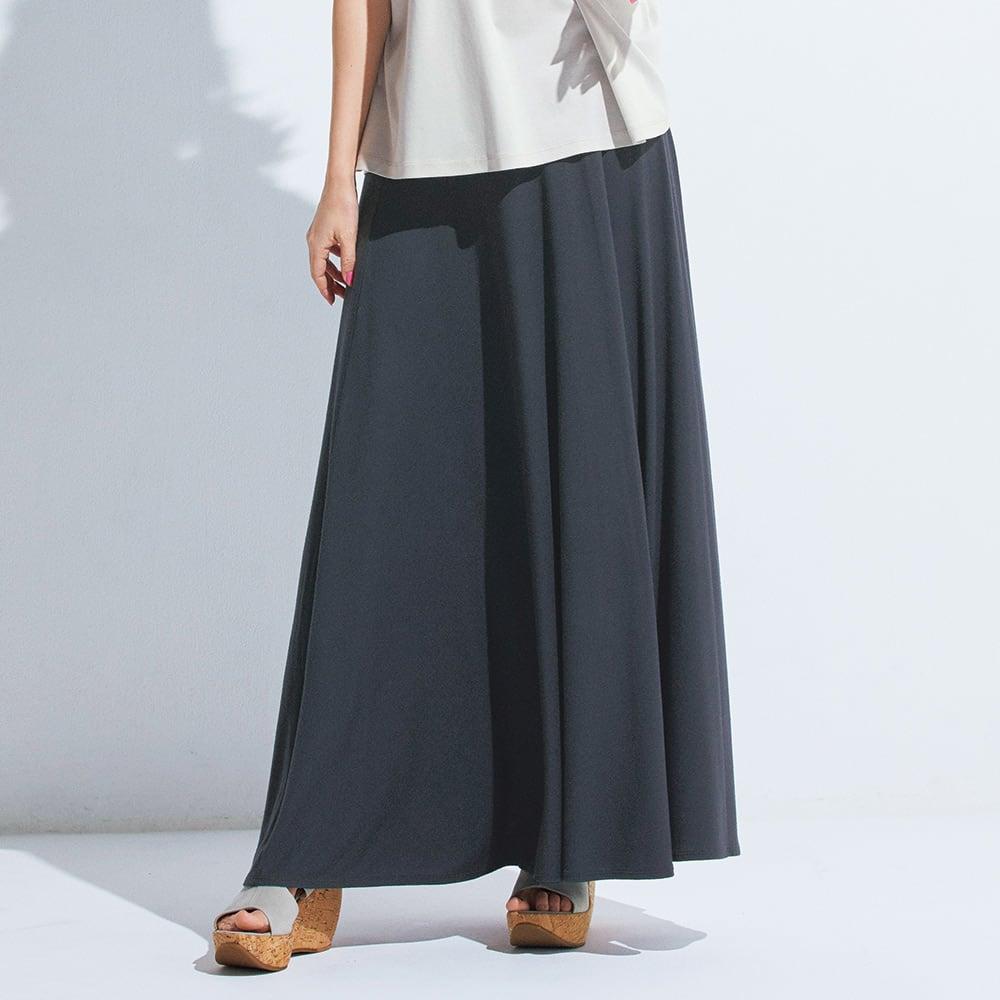 モダールベア天竺 サーキュラー風 スカート
