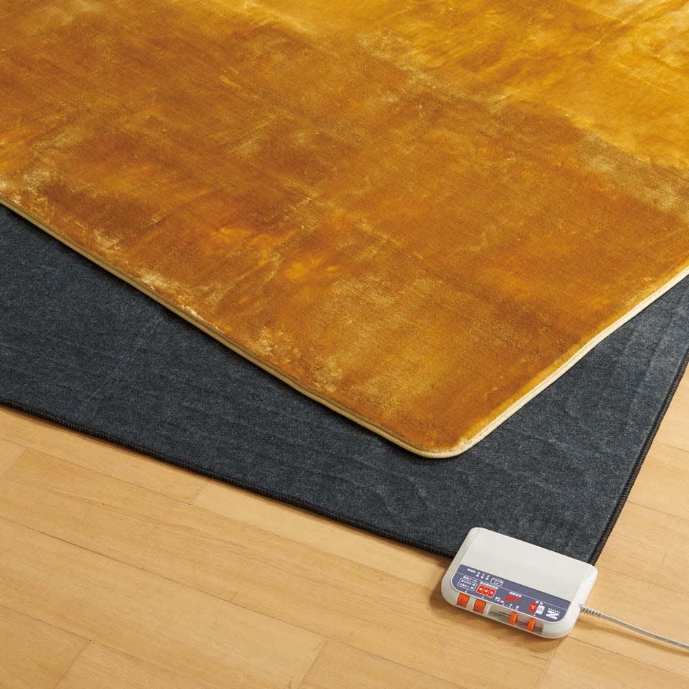 電磁波カットホットカーペット本体のみ 2畳