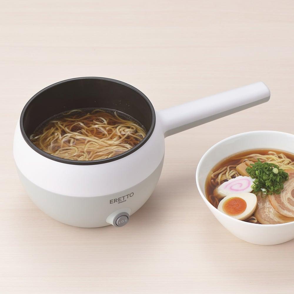 ERETTO memo 電気片手鍋