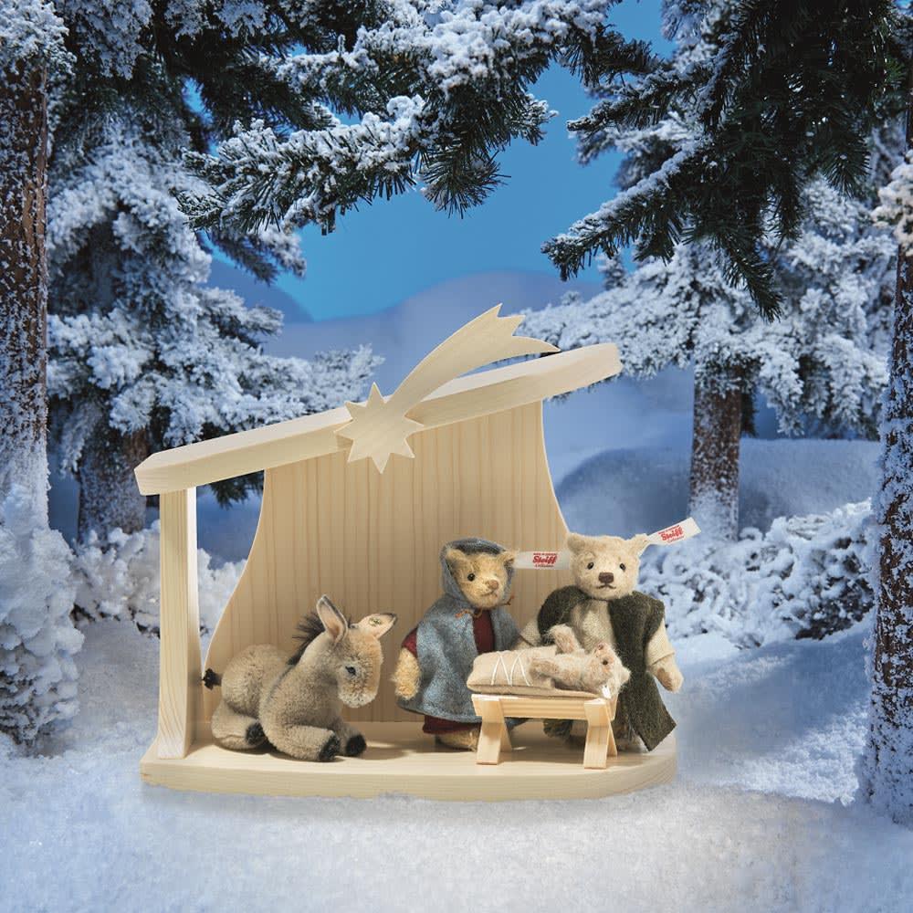 Steiff/シュタイフ キリスト降誕セット2020