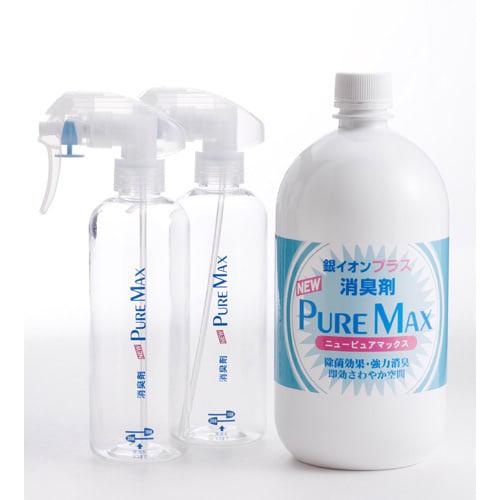 除菌・消臭剤「ニューピュアマックス」 1リットル(濃縮タイプ)