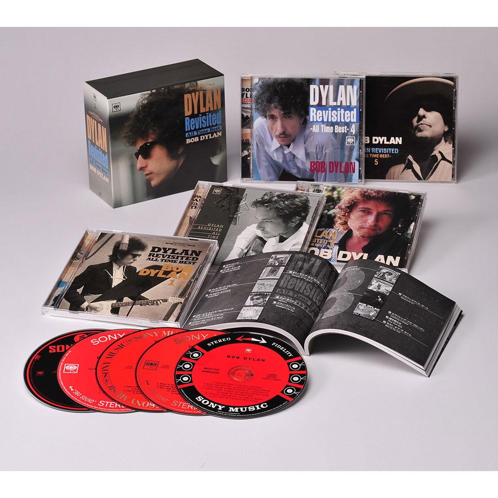 ボブ・ディラン DYLAN Revisited All Time Best CD5枚組