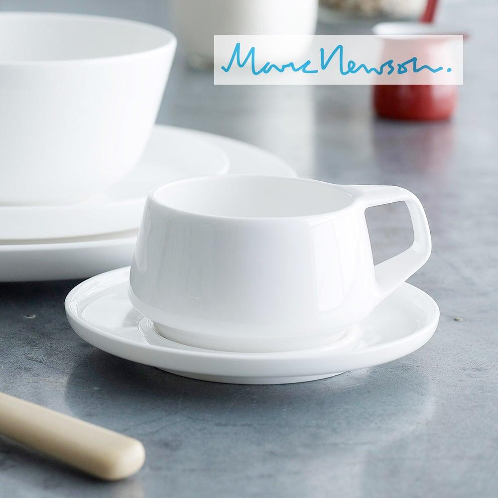 【第6位】Noritake(ノリタケ)/マークニューソン・コレクション カップ&ソーサーペアセット(2客組)|洋食器