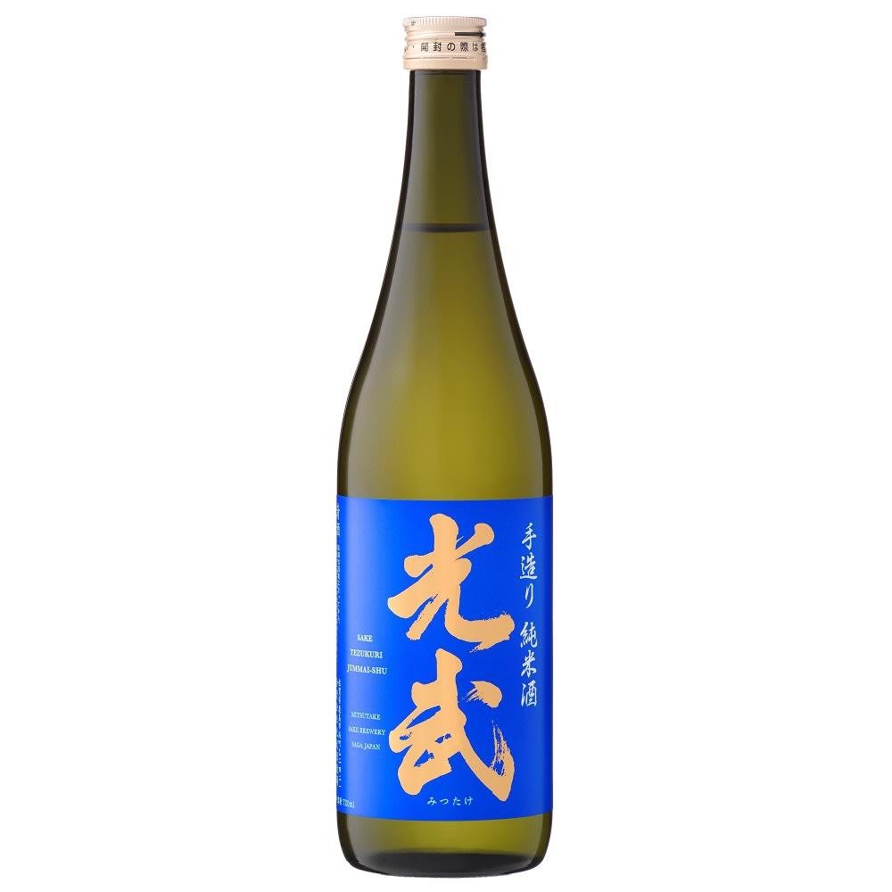 手造り純米酒 光武(720ml)