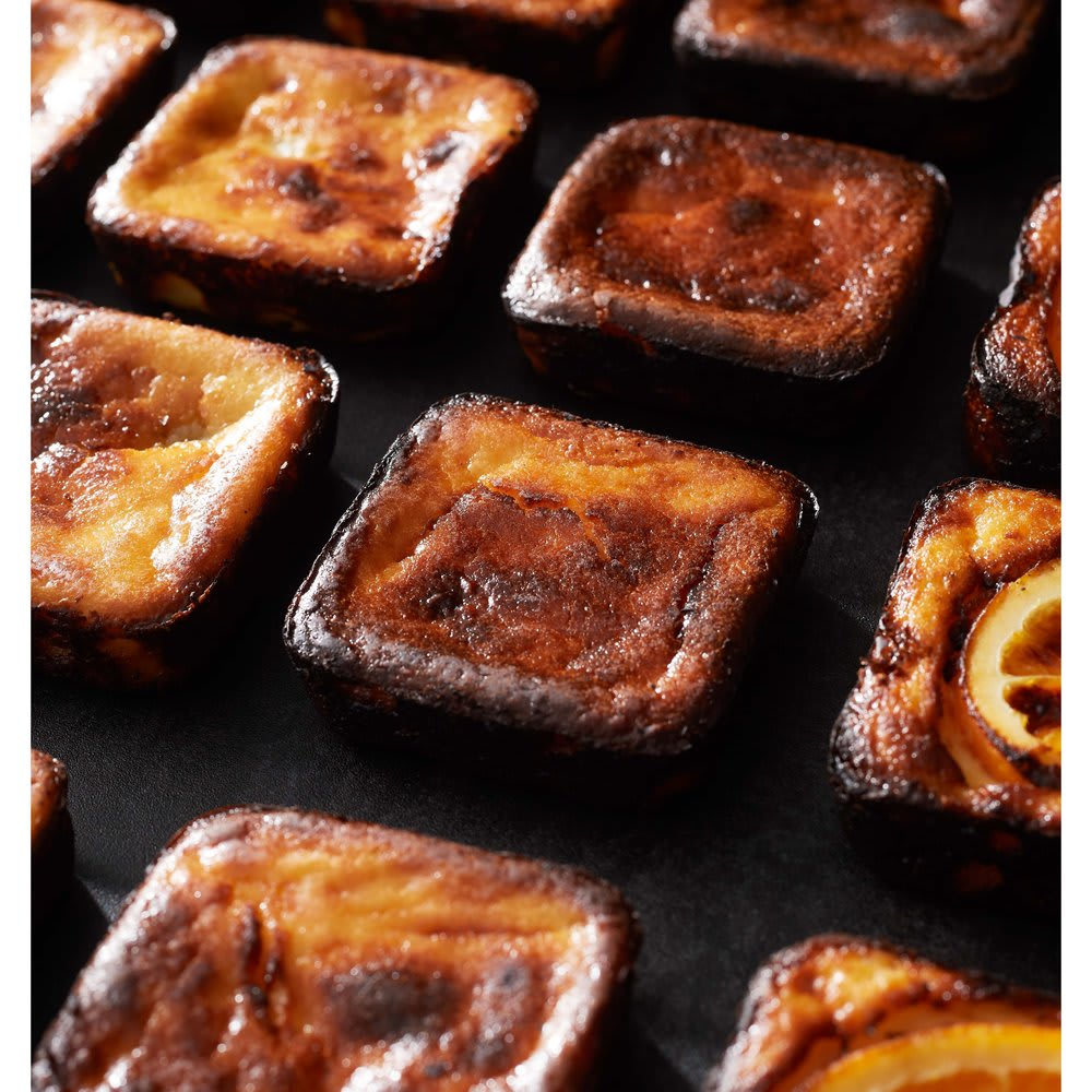 「BLOCK BLOCK TOKYO」 バスクチーズケーキセット 5種計8個