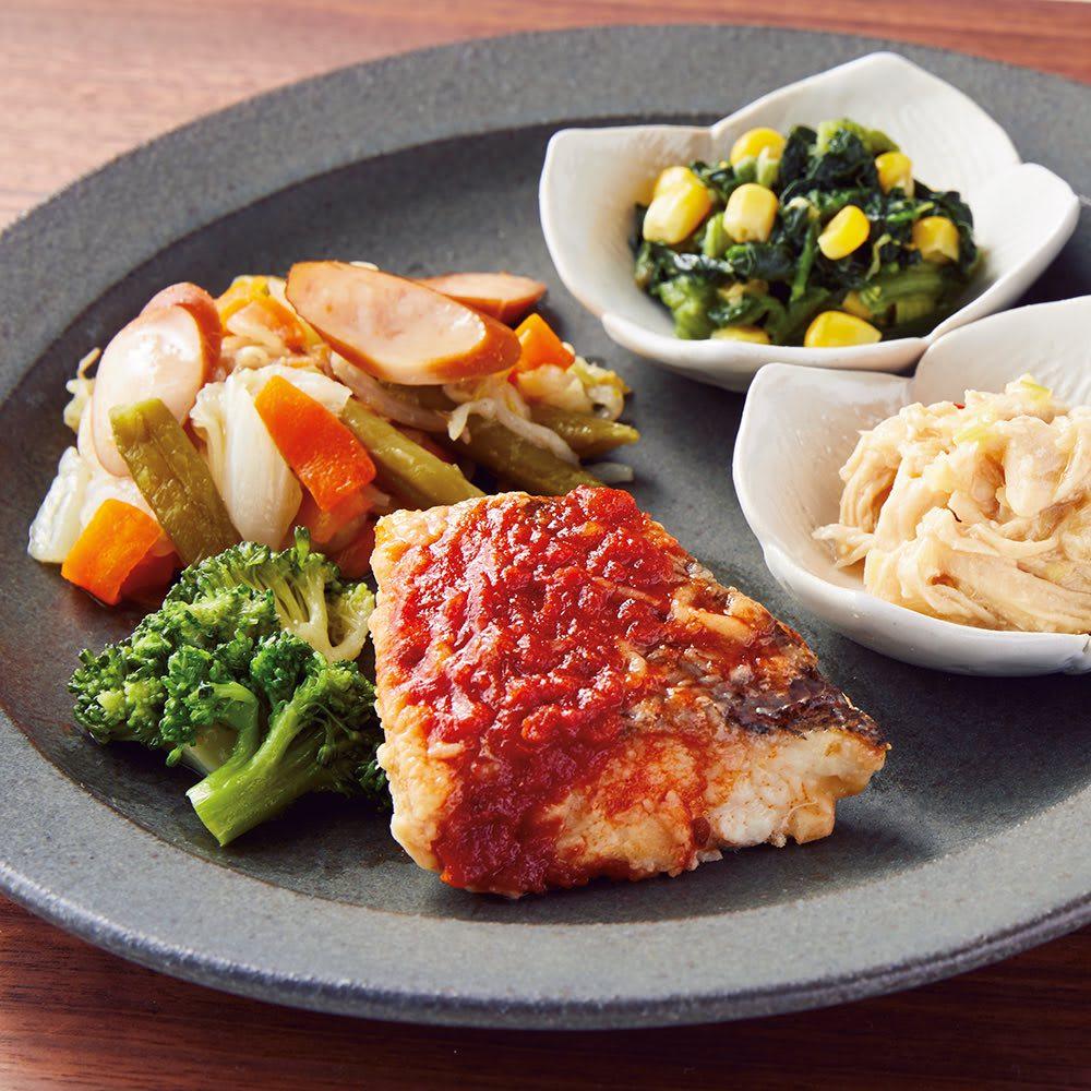 健康バランス7食セット 【定期便】