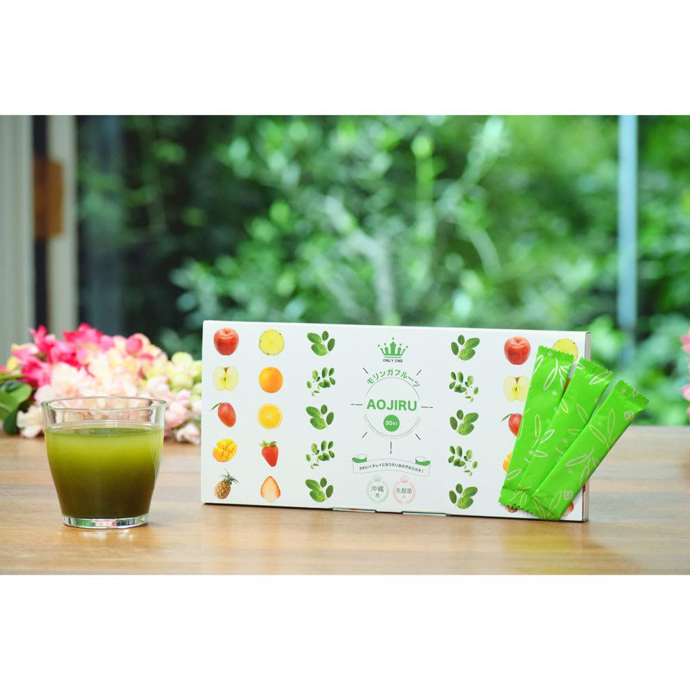 琉球モリンガフルーツ青汁 (30包)