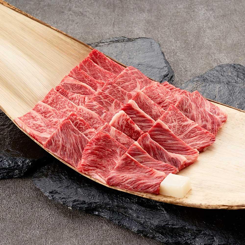 【お中元】黒毛和牛肩ロース肉 500g (7月中旬お届け)