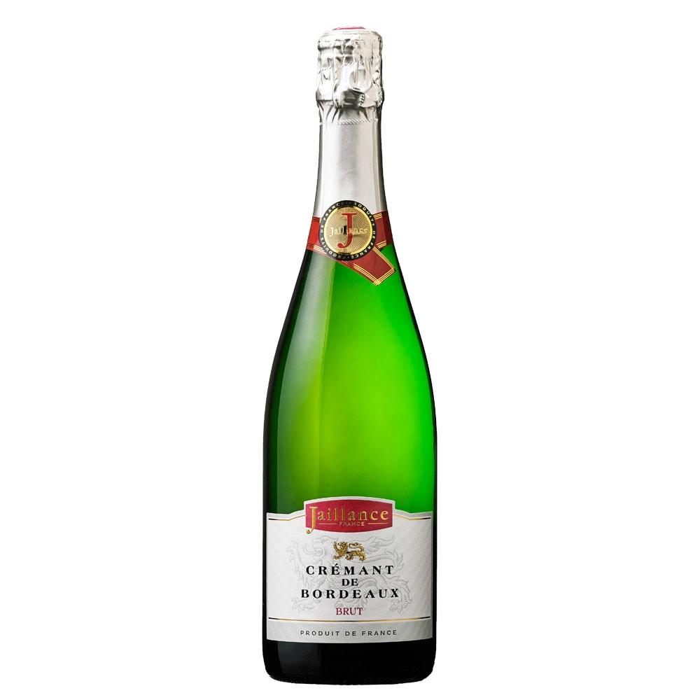 【スパークリングワイン】クレマン・ド・ボルドー・ジャイヤンス・ブリュット (750ml)