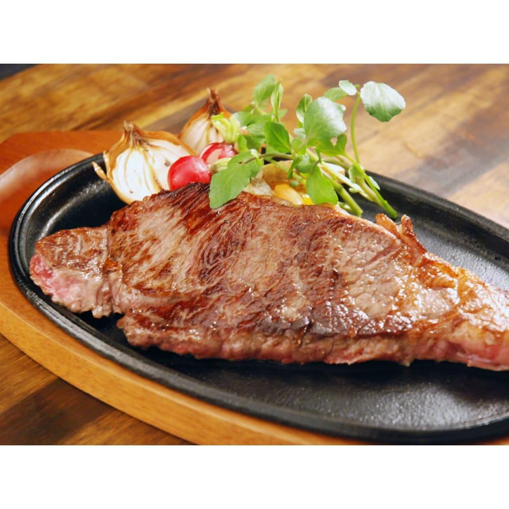 【お歳暮ギフト】ブラックアンガス牛 サーロイン ハーフポンドステーキ
