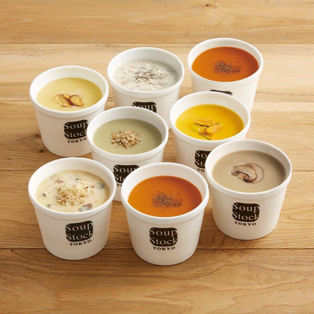 Soup Stock Tokyo(スープストックトーキョー) 冬のポタージュセット (各180g 計8袋)