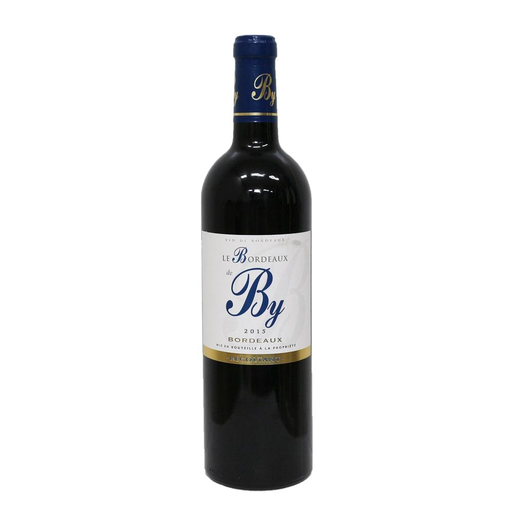 【ワイン】ボルドー ド・ビィ(赤) 750ml