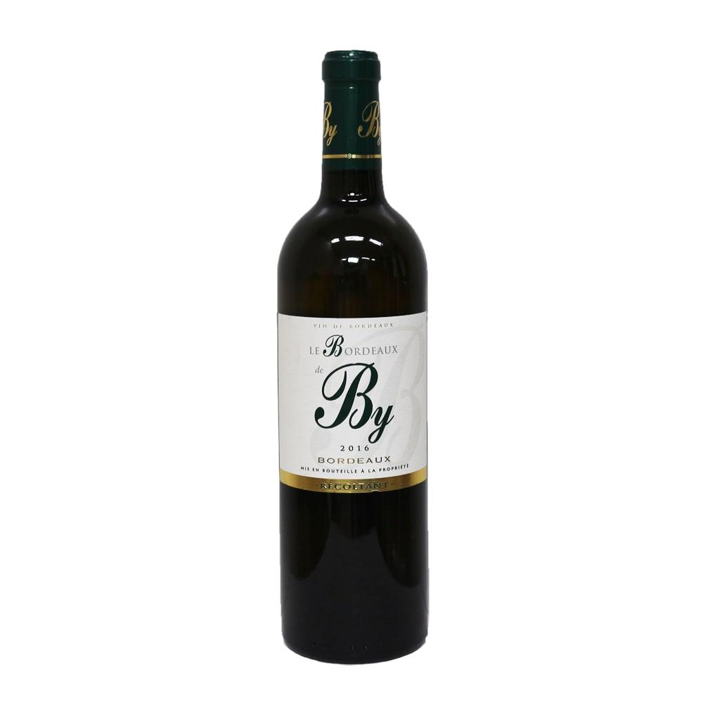 【ワイン】ボルドー ド・ビィ(白) 750ml