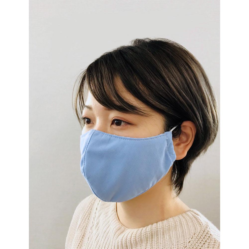 冷感生地使用 UV・クールマスク3枚組