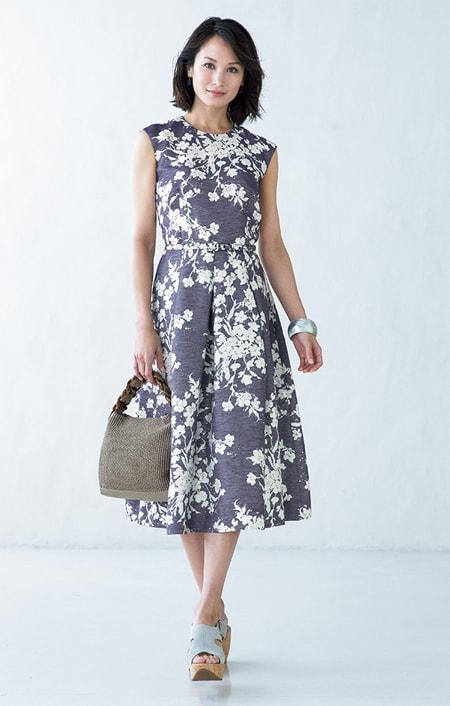 50代女性におすすめファッションコーディネート おしゃれで