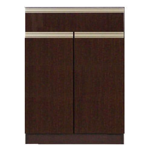 高機能 モダンシックキッチン キッチンカウンター 幅60奥行45高さ85cm 659521