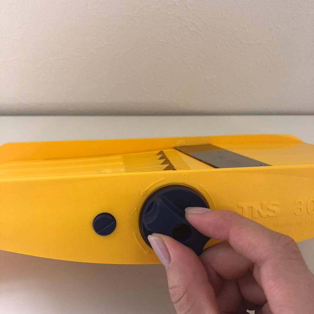 32種類のカットが可能なドイツ製万能キッチンスライサー TNS3000