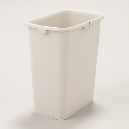 大型レンジ対応レンジラック ペール3分別ゴミ箱付きレンジ台 ペールサイズ:幅20.7奥行32高さ36cm