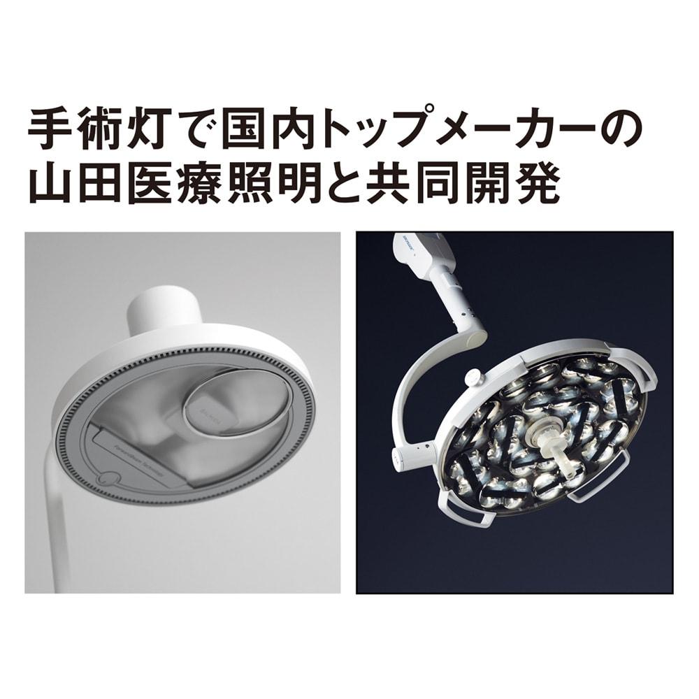 【送料無料】BALMUDA The Light / バルミューダ ザ ライト 手術灯で国内トップメーカーの山田医療照明と共同開発したフォワードビームテクノロジーを採用