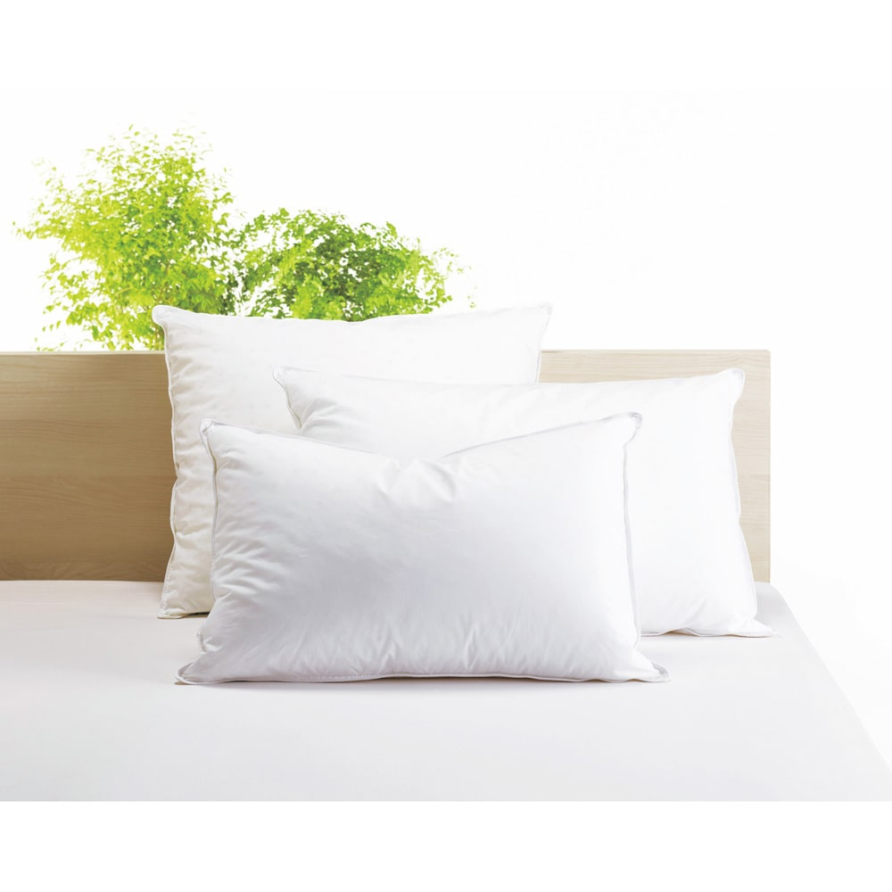 デンマーク製 フォスフレイクス 安眠枕 お得な「テンセル混」枕カバー付きセット