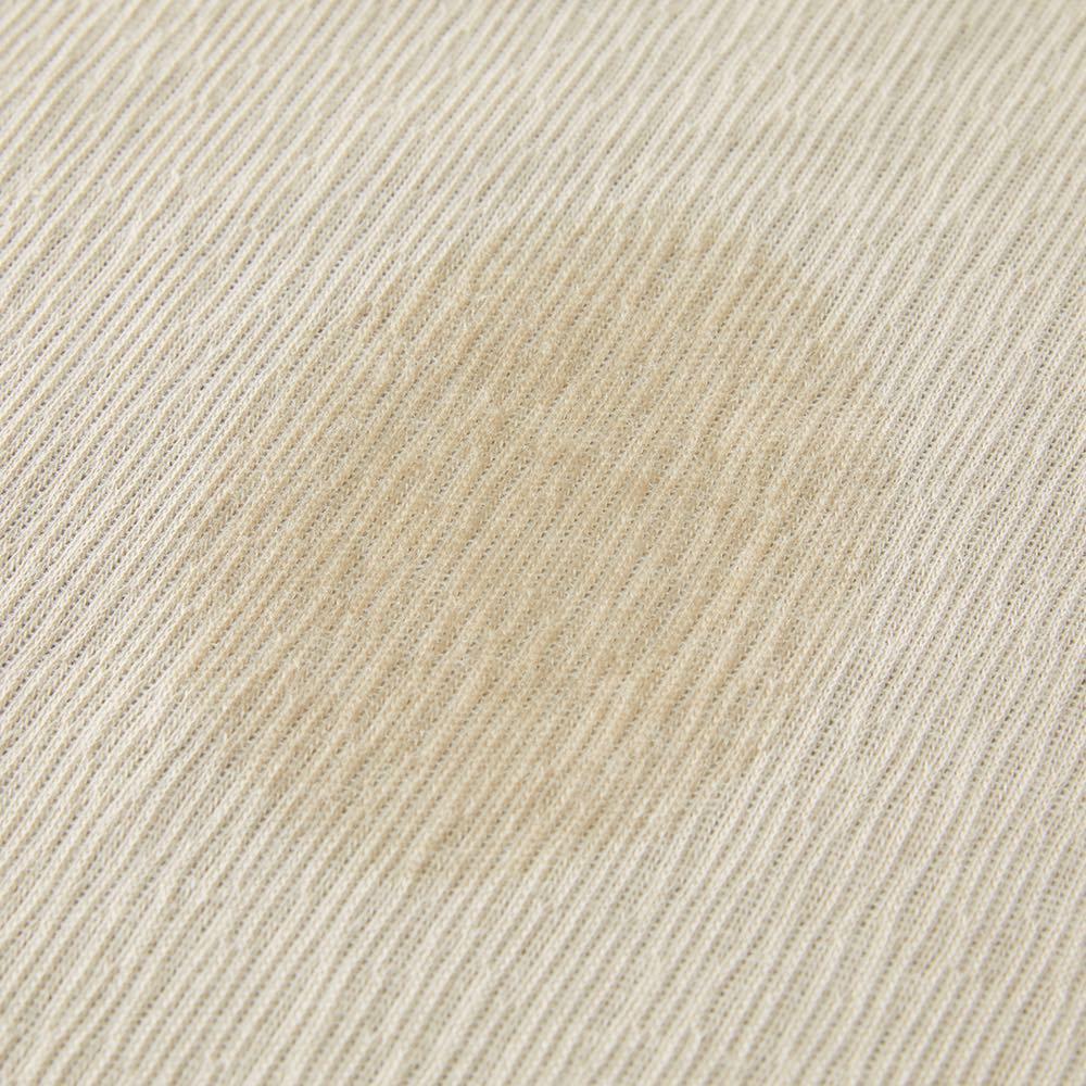 吸水速乾さらさらパッドシーツ 寝汗をぐんぐん吸ってくれて、さらにすぐ乾くので、いつでもサラッと快適。洗濯後の乾きが速いのもうれしい。 ※日本繊維製品品質技術センター調べ
