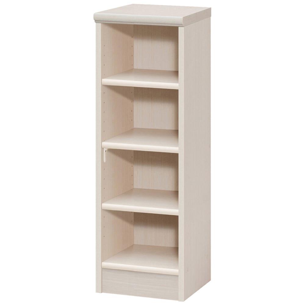色とサイズが選べるオープン本棚 幅28.5cm高さ88.5cm (ア)ライトナチュラル