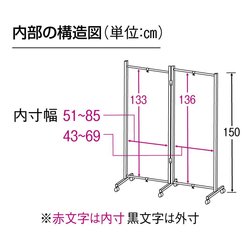 【頑丈かつコンパクト】物干しとしても使える伸縮式折りたたみハンガー 大・幅108~167cm