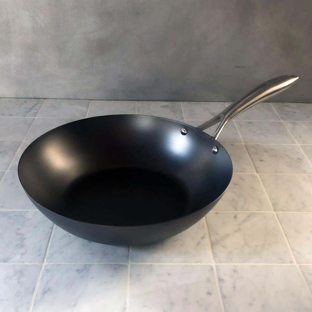 vitacraft/ビタクラフト スーパー鉄 炒め鍋径28cm 750810