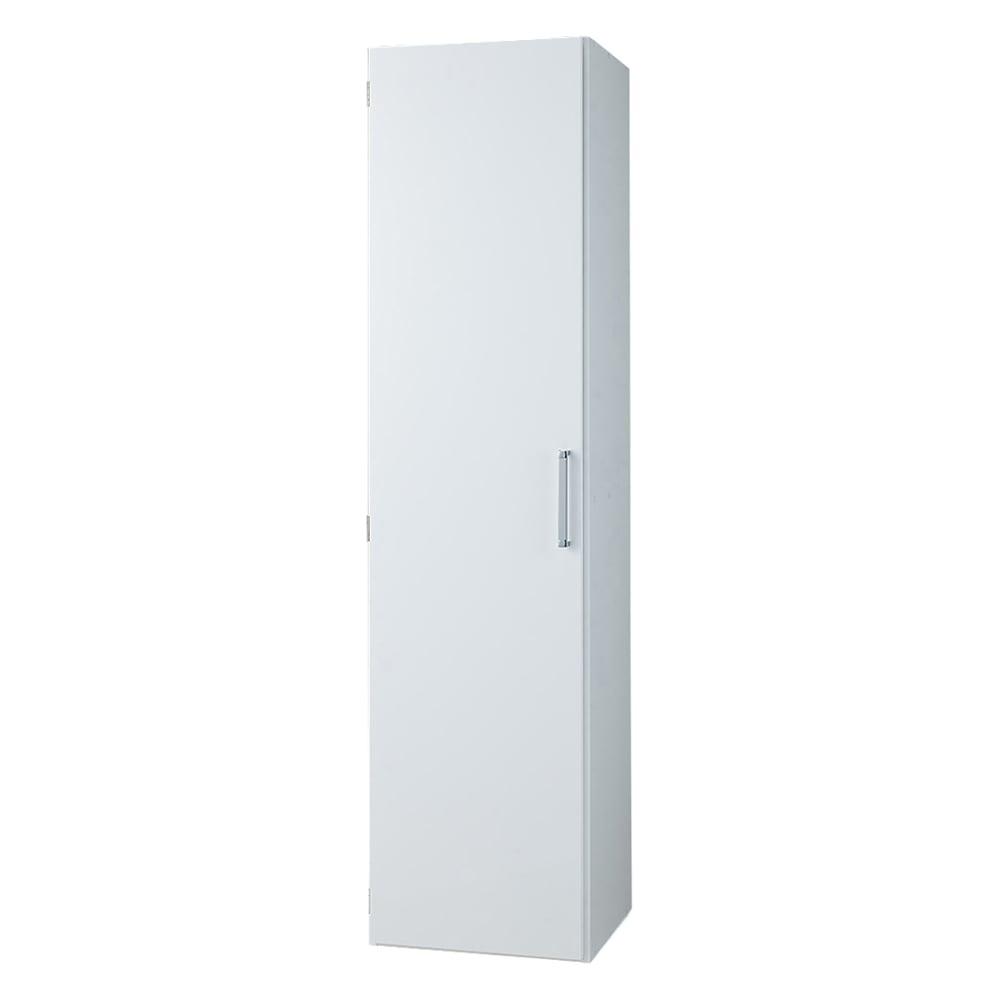 食器が探しやすく取り出しやすい食器棚 幅45cm (ア)ホワイト