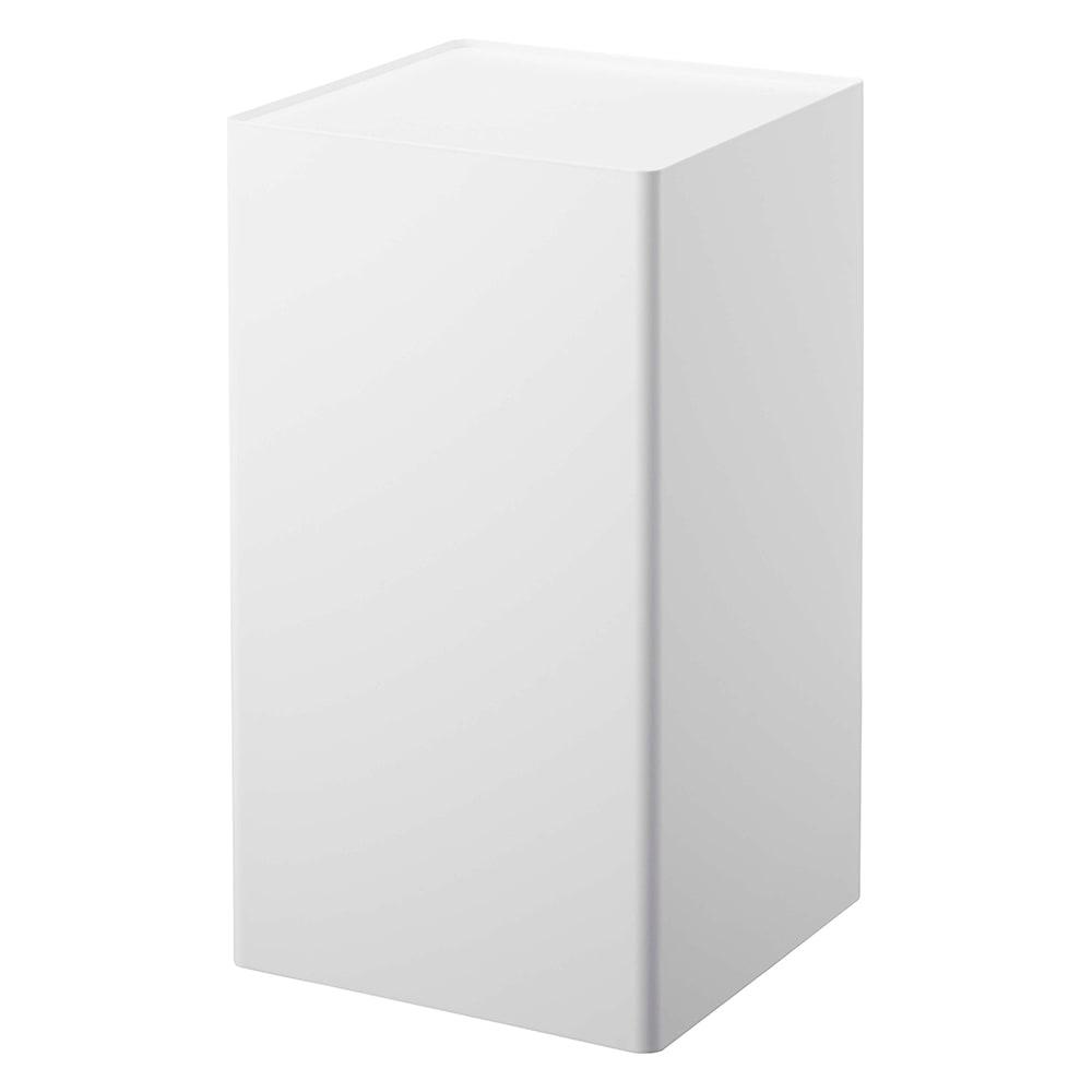 タワー/Tower 袋ごとトイレットペーパーストッカー (ア)ホワイト