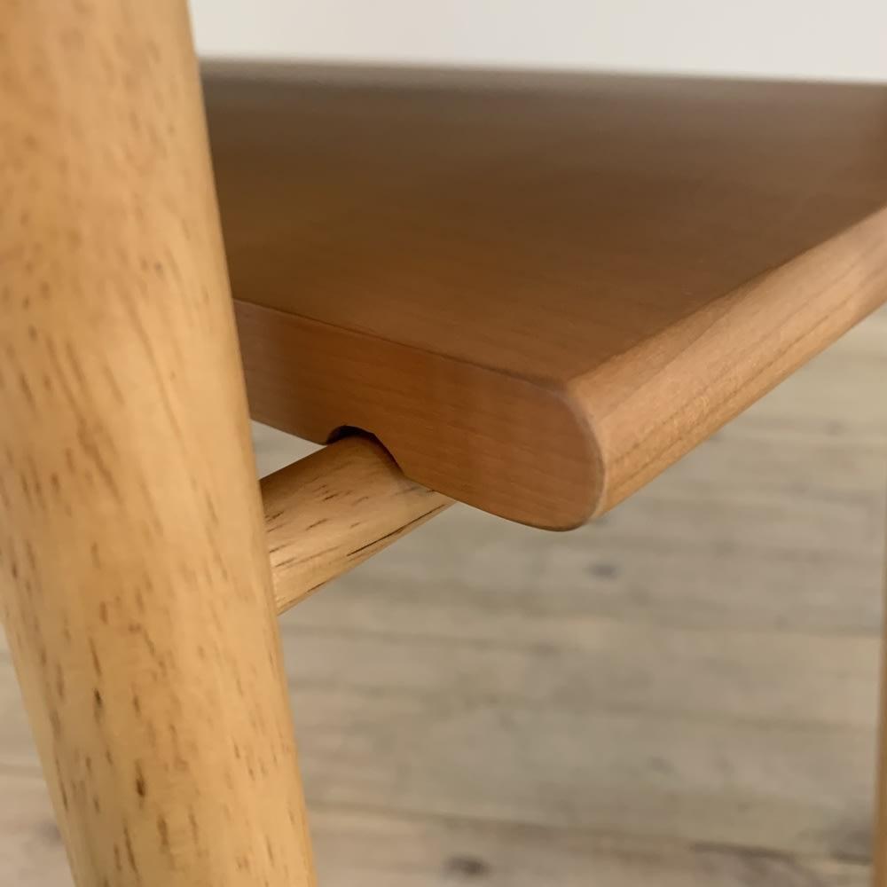 天然木伸長式センターテーブル 高さ60cm