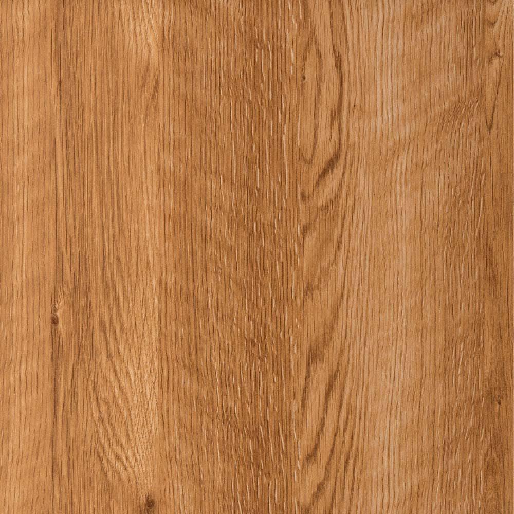 天然木調 配線すっきりデスクシリーズ 突っ張りサイドラック・幅30cm奥行45cm (ア)ブラウン